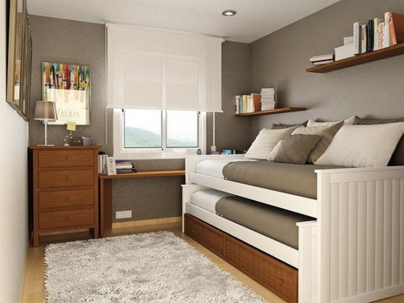 Small Twin Bedroom