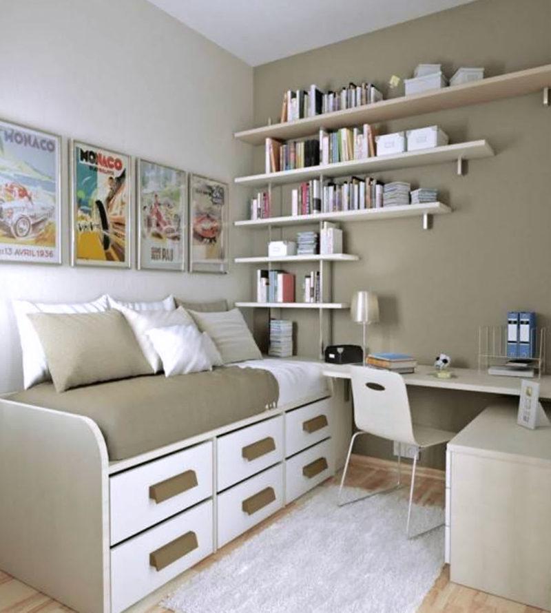 Cool Wall Shelves