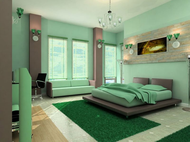 Cool Wall Painting bedroom ideas