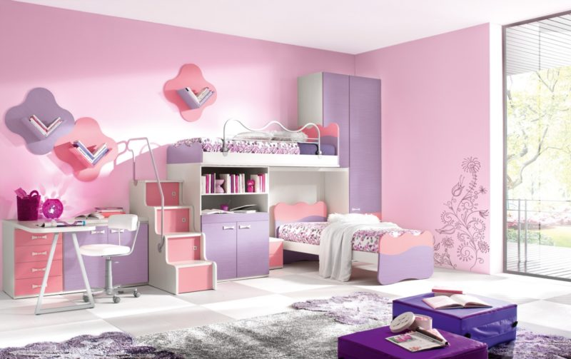 Girl Cool Bedroom