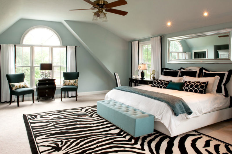 Master Bedroom Color