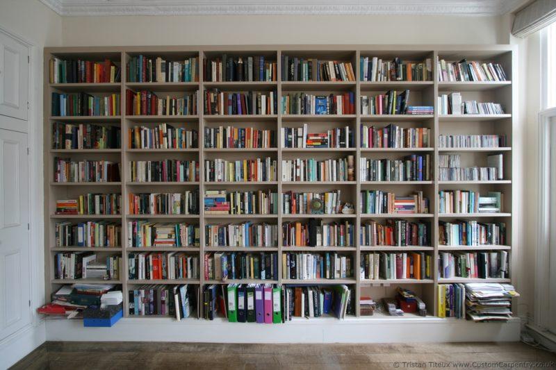 Apartement Bookcases