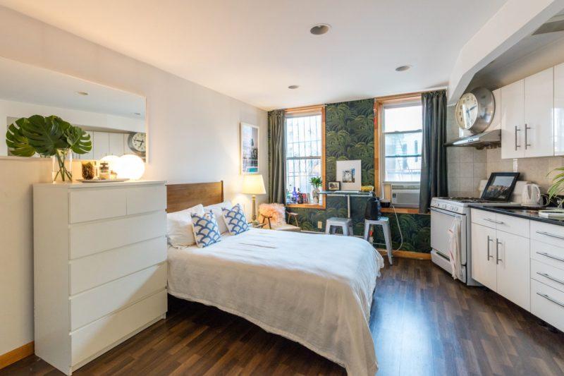 Boutique hotel Room Studio Apartment Ideas