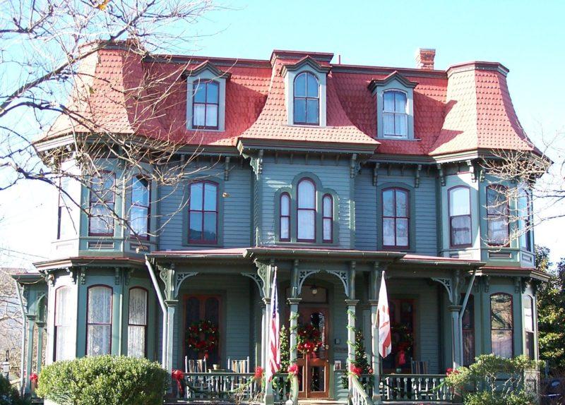 Cape May Victorian architecture