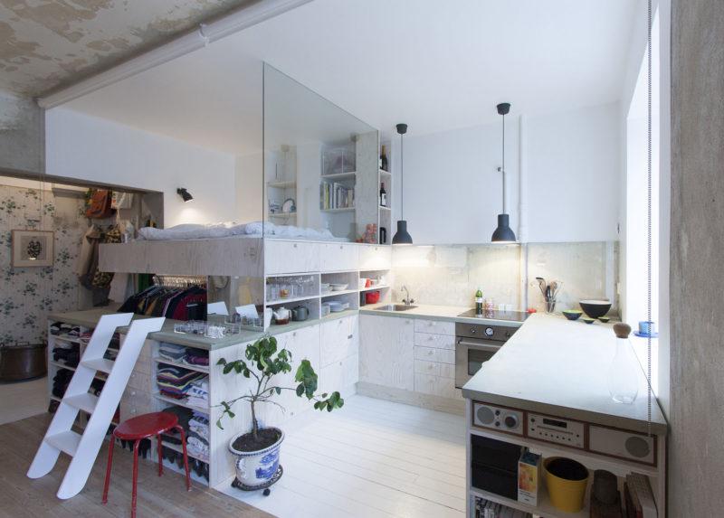 Karin Matz Studio Apartment Ideas