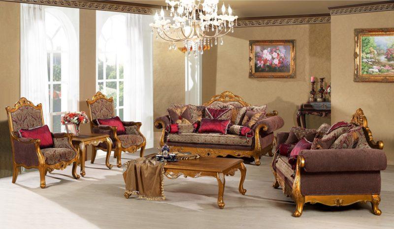 Luxury Wood Coffee Tables