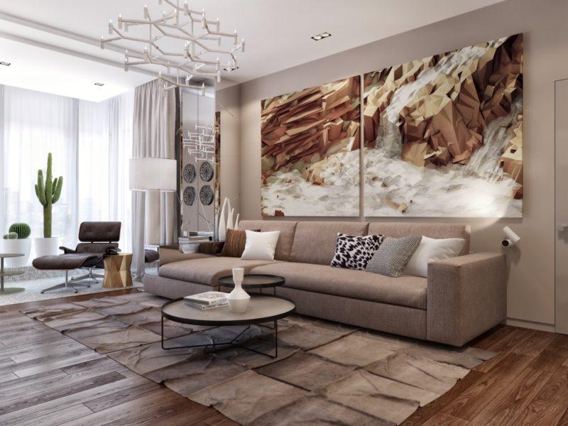 Luxury artwork