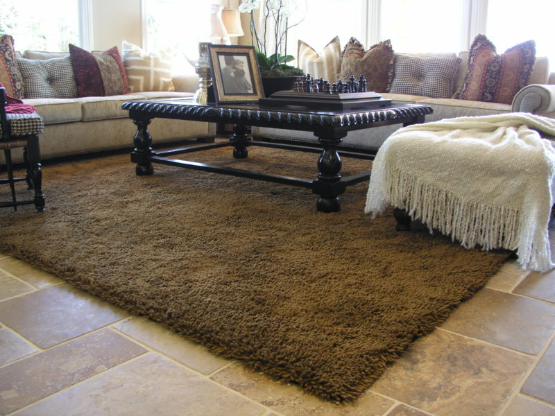 Rugs for luxury apartment