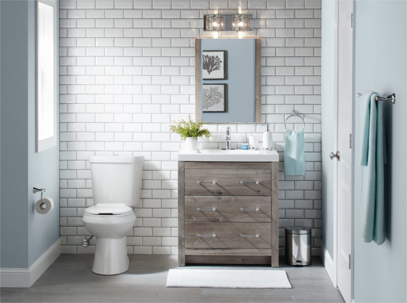 22 Bathroom Tile Ideas