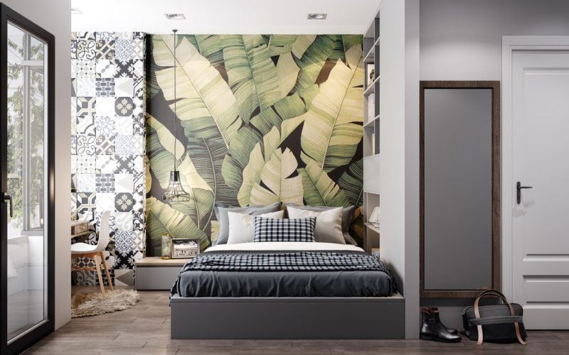 Rainforest Inside Your Bedroom