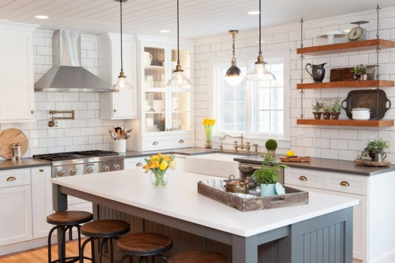 Sophisticated Nostalgia Kitchen