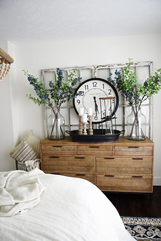 Store Your Clothes in Rustic Style