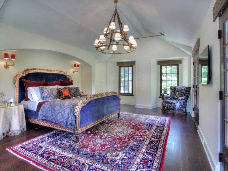 Farmhouse Bedroom NY
