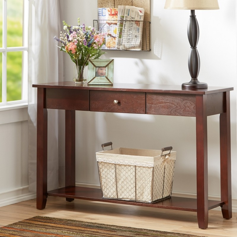 Entry console table ideas