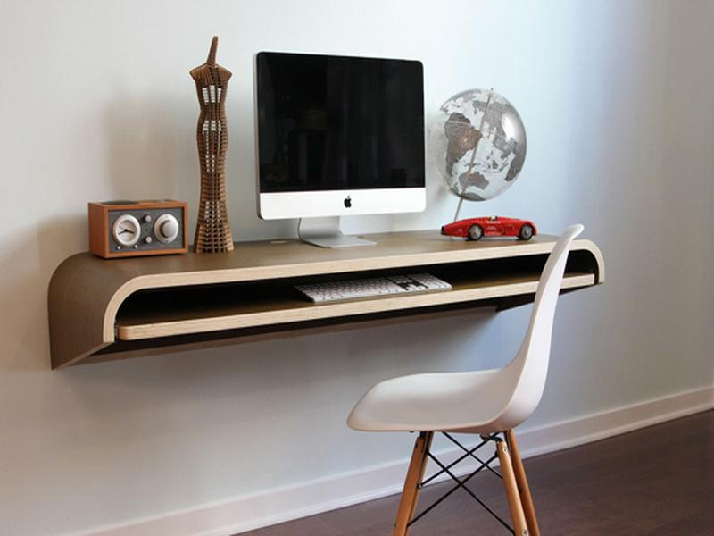 with ideas simple computer interior desks small awesome design pinterest narrow about style desk on