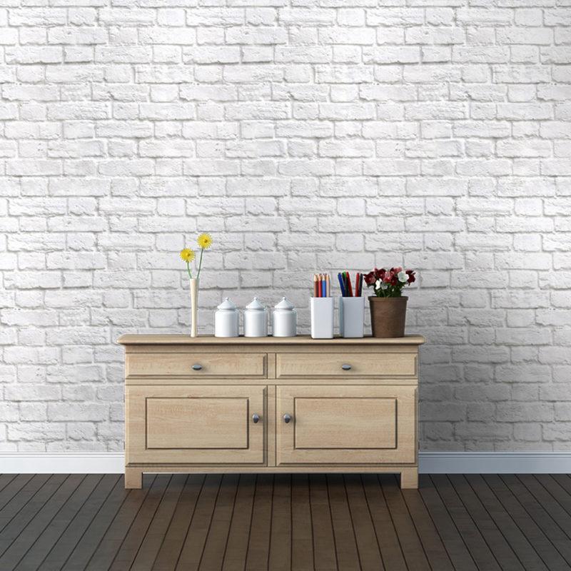 46 White Brick Wall Ideas For Your Room Delias Photos