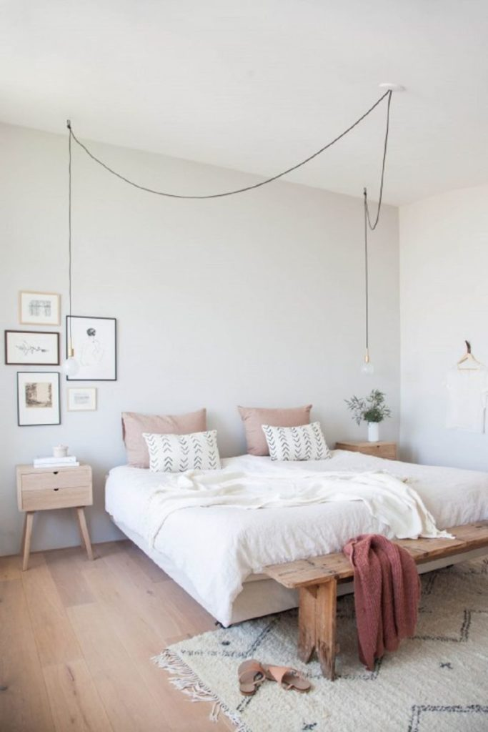 Scandinavian Bedroom Style