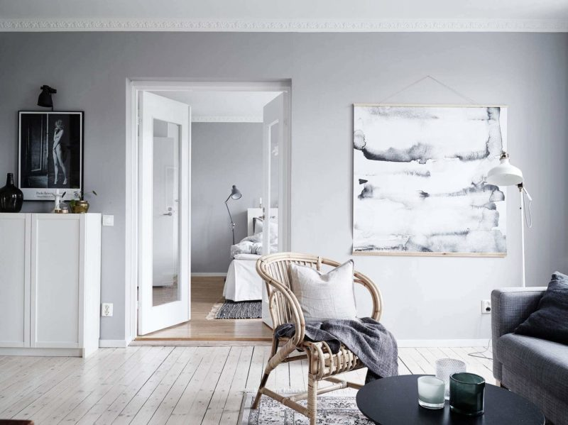 Colour scandinavian design