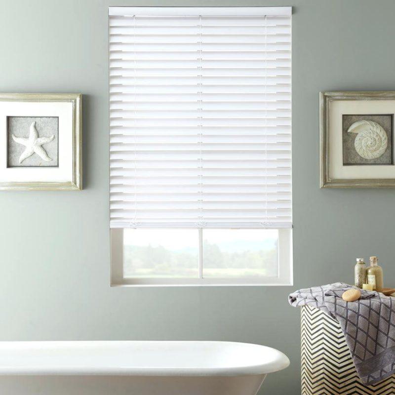 Mini Window Treatment Ideas Blinds