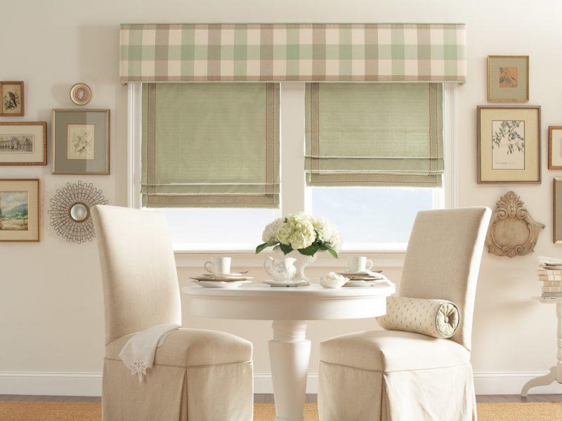 Custom Fabric Window Treatments