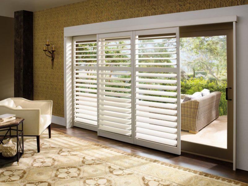 Window Treatments for Sliding Doors