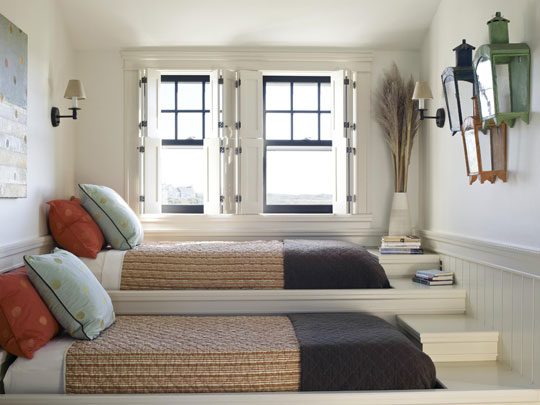 Sleep Tight with Shutters