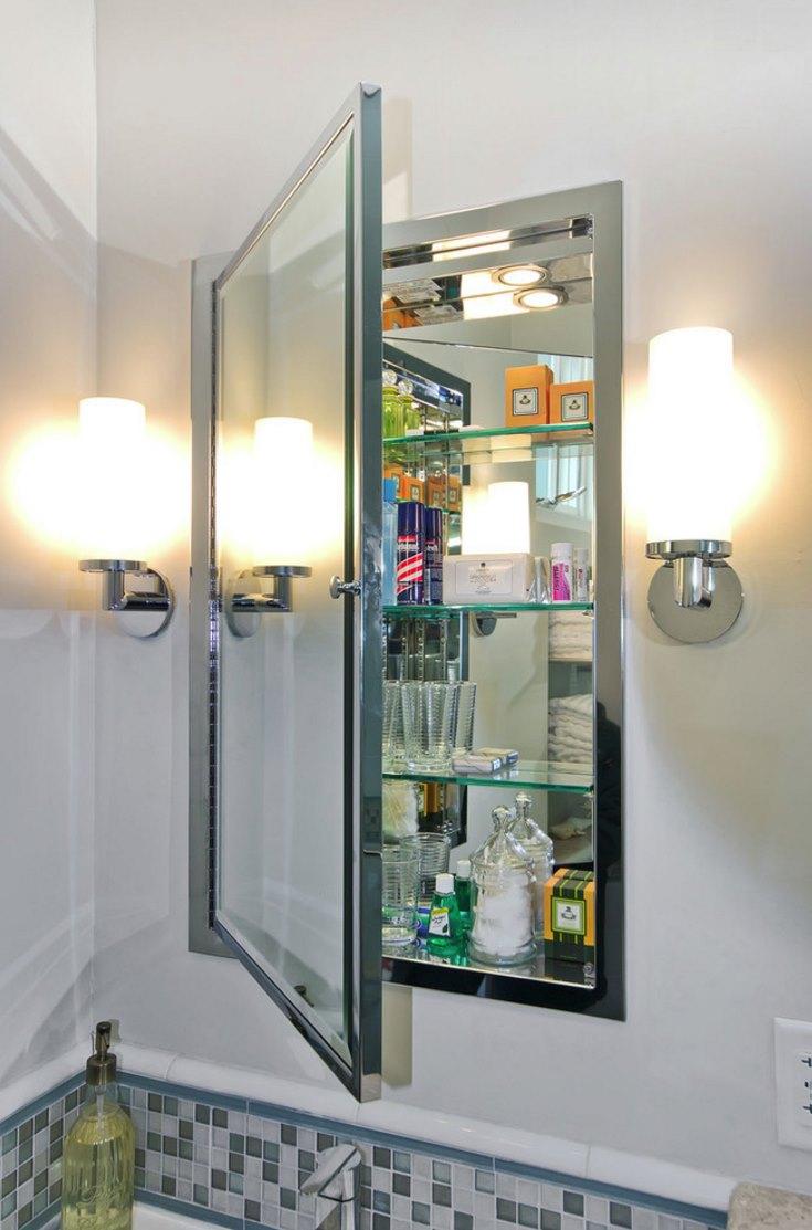 9 Medicine Cabinets Ideas And Organizing Tricks